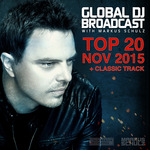 Global DJ Broadcast - Top 20 November 2015