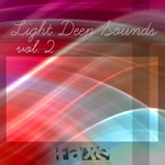 VARIOUS - Light Deep Sounds Vol 2 (Front Cover)