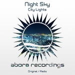 NIGHT SKY - City Lights (Front Cover)