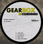 DR CHEKILL - GEARBOX 001 (Front Cover)