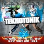 DJ TEKNOTONIK - Teknotonik Vol 2 (Front Cover)