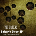 THE BROKER - Balearic Disco EP (Front Cover)