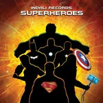 VARIOUS - Superheroes (Front Cover)