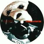 REUNION - Strange Attention (Front Cover)