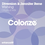 DIVERSION & JENNIFER RENE - Wishing (Front Cover)