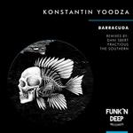 KONSTANTIN YOODZA - Barracuda (Front Cover)