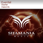 EVENFALL - Starfall (Front Cover)