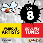 JONNYKNOX/ASTRA TECK/ERNESTO MENDOZA/ROBERTO ALUIGI - Soul Fly Tunes Vol 8 (Front Cover)