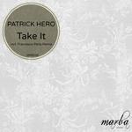 PATRICK HERO - Take It (Front Cover)