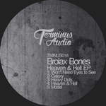 BROLAX BONES - Heaven & Hell EP (Front Cover)