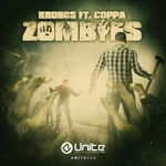 KRONOS feat COPPA - Zombies (Front Cover)