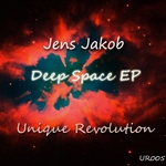 JENS JAKOB - Deep Space EP (Front Cover)