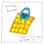 COURTNEY BARNETT - Sometimes I Sit & Think & Sometimes I Just Sit (Front Cover)