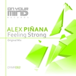ALEX PINANA - Feeling Strong (Front Cover)