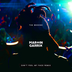 THE WEEKND - Can't Feel My Face (Martin Garrix Remix) (Front Cover)