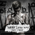 JUSTIN BIEBER feat J BALVIN - Sorry (Latino Remix) (Front Cover)
