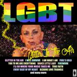 LGBT Glitter In The Air