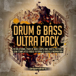Drum & Bass Ultra Pack (Sample Pack WAV/APPLE/LIVE/REASON)