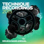 Technique Recordings 2015: Drum & Bass Annual (Explicit) (unmixed tracks)