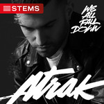 A-TRAK - We All Fall Down (Front Cover)