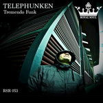 TELEPHUNKEN - Tremendo Funk (Front Cover)