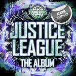 IKON/FRETMAN/FATMAN D - Justice League Sampler (Front Cover)