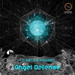 CD HATA & MASARU - Angel Defense (Front Cover)
