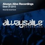 Always Alive Recordings: Best Of 2015 (unmixed tracks)