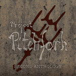 PROJECT PITCHFORK - Second Anthology (Front Cover)