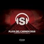 VARIOUS - Playa Del Carmen 2016 (Front Cover)