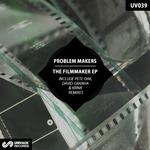 PROBLEM MAKERS - The Filmmaker (Back Cover)