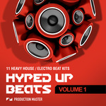 Hyped Up Beats Volume 1 (Sample Pack WAV)