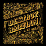 RUDE PAPER - Destroy Babylon (Front Cover)