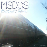 MSDOS - East Coast (Front Cover)