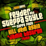 FEYDER/STEPPA STYLE - Kill Dem Again (Front Cover)