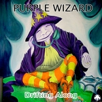 PURPLE WIZARD - Drifting Along (Front Cover)