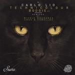 CARLO LIO - Technicolour Boogie (Front Cover)
