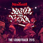 VARIOUS - Battle Of The Year 2015 The Soundtrack (Front Cover)
