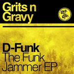 D-FUNK - The Funk Jammer (Front Cover)