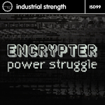 ENCRYPTER - Power Struggle (Front Cover)