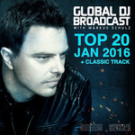Global DJ Broadcast: Top 20 January 2016