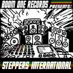 VARIOUS - Steppers International (Front Cover)