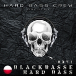 BLACKBASSE - Hard Bass (Front Cover)