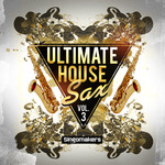 Ultimate House Sax Vol 3 (Sample Pack WAV/APPLE/LIVE/REASON)