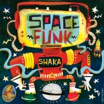 SHAKA - Spacefunk (Front Cover)