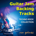 Guitar Jam Backing Tracks/Techno Rock Collection