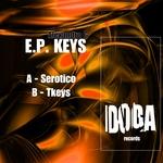 ALEXANDRO G - EP Keys (Front Cover)