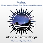 YAHEL - Open Your Mind/The Afternova Remixes (Front Cover)