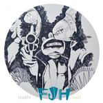 FJH - Happy Sad (Front Cover)