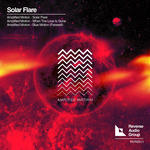 AMPLIFIED MOTION - Solar Flare (Front Cover)